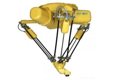 天津汉光耀宇机电设备供应优质YMD01机器人(蜘蛛手装箱设备)