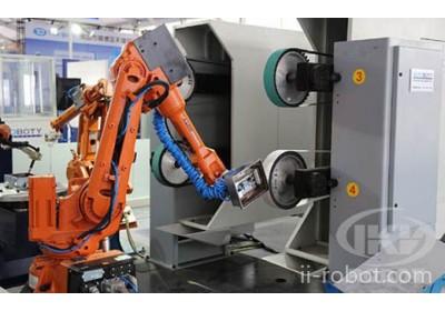 抛光打磨机器人|艾克威尔抛光打磨机器人价格优惠