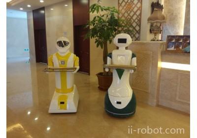 硅智科技GFC-20其他厨房设施传菜送餐机器人 机器人服务员