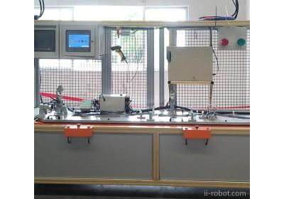 奔驰VS20和M274排气系统 排气歧管泄露检测泄露检测设备