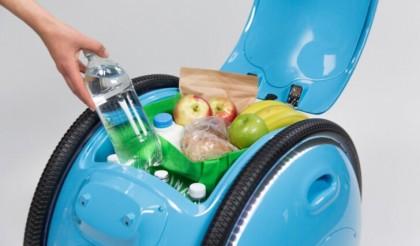 有了这个机器人,再也不用开车去超市了 (4)