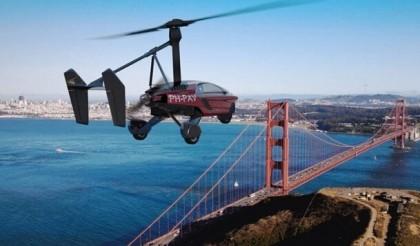 全球首款飞行汽车开放预订,最高航速 180 千米/小时 (3)