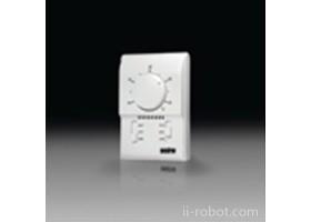 供应智能液晶温控器(哈尔滨贝尔诺暖通设备有限公司)温控阀,空调阀门
