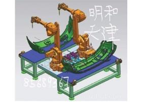 供应新明和汽车门板超声波专用焊接设备汽车内饰超声波焊机新明和机器人铆焊机新明和超音波塑焊机