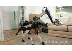 索亚 四足机器人 科研教育平台 宠物\\生活服务类机器人