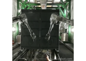 清研同创机器人喷涂系统   喷涂喷砂打磨机器人系统  大型钢结构 汽车零部件  机器人自动化生产线 机器人喷涂系统