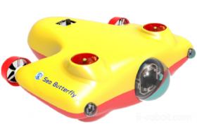 海蝶 遥控水下机器人;水下航行器; 微型ROV 遥控水下机器人;水下航行器;微型ROV