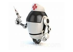 宝安医疗机器人外观设计