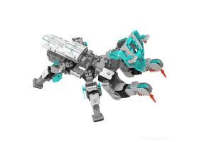 自有 积木机器人教育机器人优必选SETAM积木教育机器人