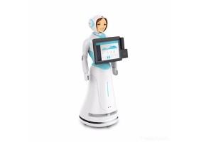 迎宾机器人引导机器人讲解机器人无轨机器人激光导航产品介绍讲解迎宾机器人厂家