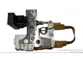 点焊机厂家直供:鸿栢科技全自动机器人点焊设备、机器人焊接、点焊机、电阻焊机、座点焊机-6
