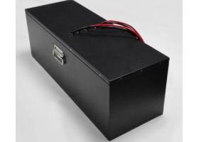 沛城智控供应48V100Ah快递机器人电池